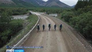 Велопробег по медвежьим местам - «Тенька Вояж»