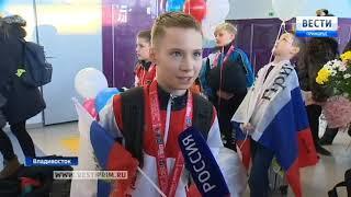 14 приморских тхэквондистов стали чемпионами Сибири