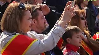 Самарцы грандиозным шествием отметили День Труда