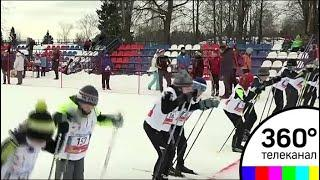 В честь олимпийского чемпиона Александра Легкова прошла лыжная гонка