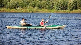 Активисты Кондинского района отправились в речную экспедицию по заброшенным деревням