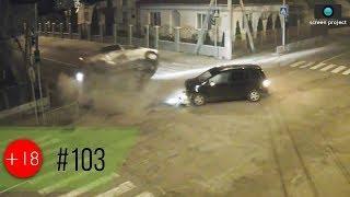 Новая подборка аварий, ДТП, происшествий на дороге, ноябрь 2018 #103