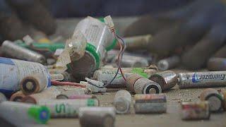 Ученые ЕС научились разбирать электронные отходы  на ингридиенты…