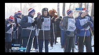 Сотни жителей республики посвятили прошедшие выходные спорту. 13.02.2018