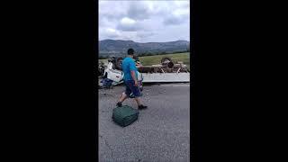 Смертельное ДТП на трассе в Бурятии