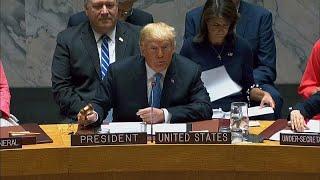 Китай вмешивается в выборы в конгресс США — Трамп