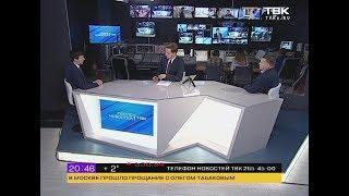 ИНТЕРВЬЮ: А. Подушкин и А. Копытов о предстоящих выборах президента