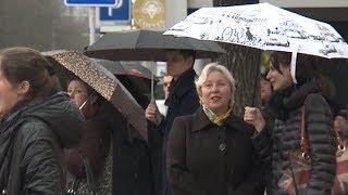 Дожди с мокрым снегом обещают синоптики Кубани
