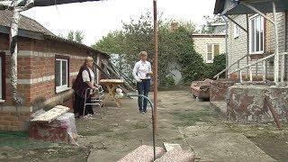 «Горячая линия»: соседский конфликт в Батуринской