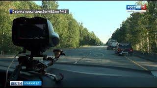 В Марий Эл увеличилось число ДТП из-за нарушений водителями скоростного режима