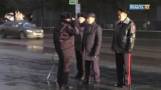 Вадим Шумков вручил зауральским полицейским новые автомобили