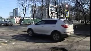 В рубрике «Дорожный патруль» - улица Богдановича