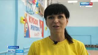 Спортивные соревнования в Рубцовске теперь будут проходить в обновлённом зале