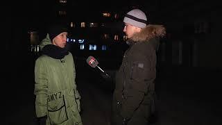 Освещенность улиц избирательного округа №2 проверила депутат парламента ЕАО Елизавета Славина