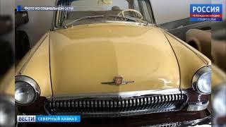 Золотые авто в гараже чиновника