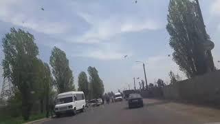 Авария на трассе Одесса-Черноморск