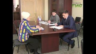 В избирательном штабе В. В.Путина прошел прием граждан