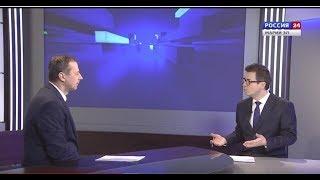 Россия 24. Интервью 09 04 2018