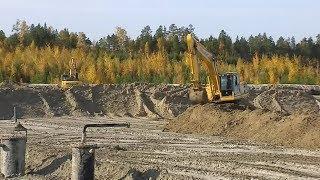 Специальные спайки защитят землю под полигоном производственных отходов в Югре