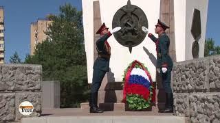 Волгоградские чекисты отмечают 100-летие УФСБ России