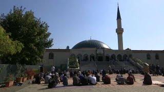 Австрия закрывает мечети