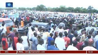 Buhari Visits Katsina Over Windstorm Incident | Politics Today |