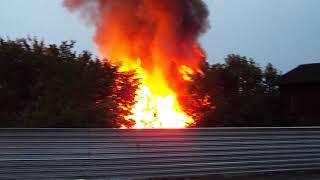 Пожар в Муроме