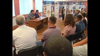 Дмитрий Азаров рассказал о поддержке начинающих фермеров