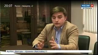 Интервью с председателем  Избиркома Астраханской области  Игорем Коровиным
