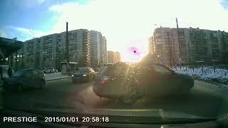 ДТП 28 02 на Энтузиастов