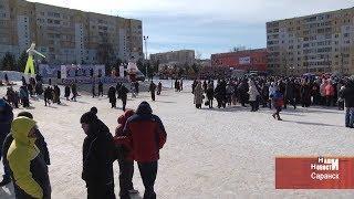В Саранске прошёл первый общегородской день здоровья