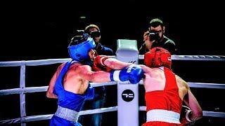 Югорские боксёры с триумфом завершили выступление на чемпионате России