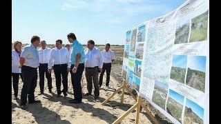 В Кировском районе завершается первый этап ликвидации проблемной свалки