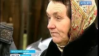 Почему жители деревни в Братском районе возят в машинах лопаты и бензопилы