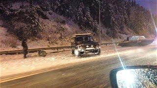 В Югре ожидается всплеск аварий