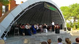 Сезон парковых концертов открылся в Хабаровске