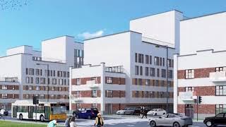 Аварийные дома на проспекте Октября в Ярославле ждет реконструкция