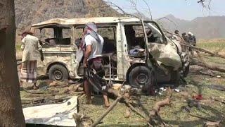 Новые жертвы коалиции в Йемене