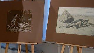 Выставка памяти Василия Монастырного откроется в Краснодаре