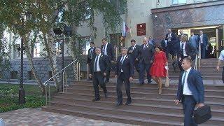 Ставрополье с праздником поздравили гости из соседних регионов