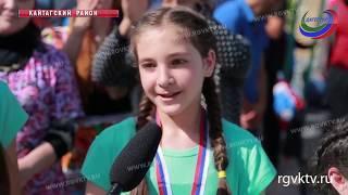 В Кайтагском районе прошел турнир по волейболу памяти Рамазанкади Юсупова