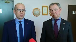13 03 2018 Дорожную карту по развитию «Ижметмаша» подписали Удмуртия и «Татнефть»