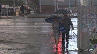 Погода в Башкирии: жара, дожди и грозы
