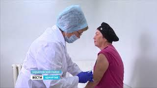 Вспышка «Гепатита «А» в Завьяловском районе Удмуртии