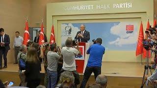 Оппозиция не оспаривает результаты выборов