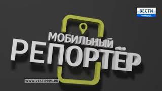 Программа «Мобильный репортер»: Автобусные войны, черт с рогами и морской роддом
