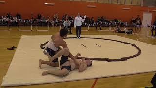 Чемпионат Тверской области по борьбе сумо