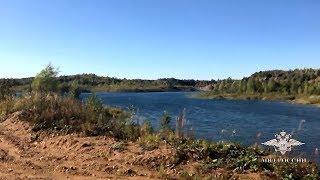 Сотрудниками МВД России пресечена незаконная добыча полезных ископаемых