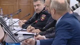 Василий Голубев раскритиковал работу по уборке дорог от снега и льда