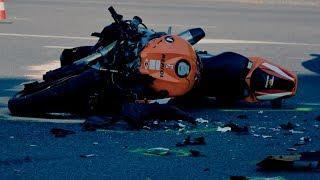Аварии мотоциклистов. Мото дтп.